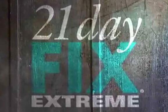 21 Day Fix Extreme Home Workout