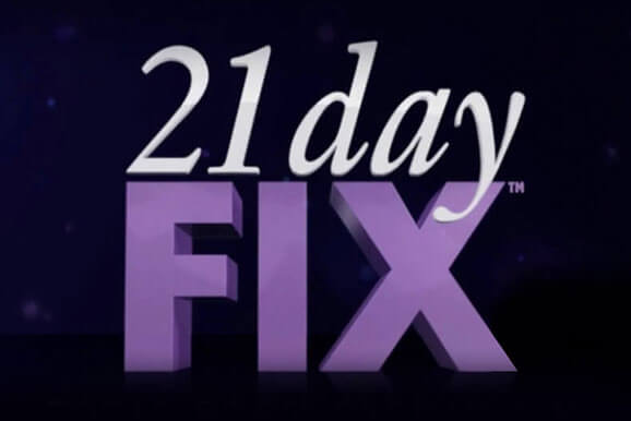 21 Day Fix Home Workout