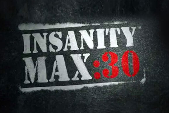 Insanity Max 30 Home Workout
