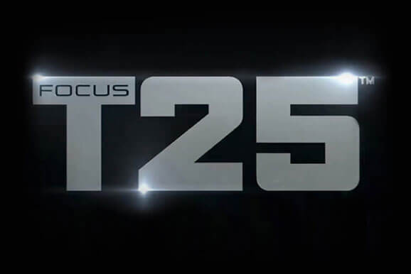 Focus T25 Home Workout