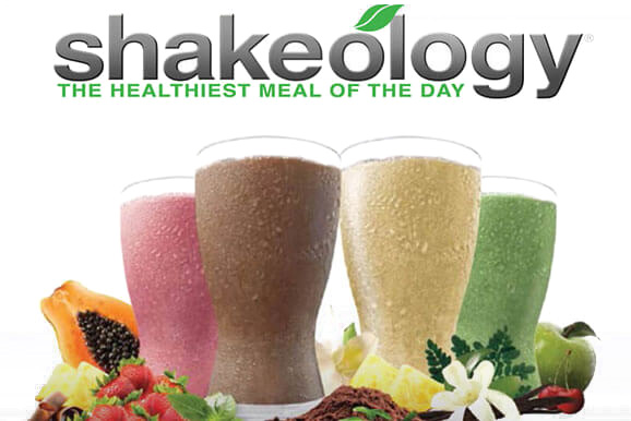 Shakeology Protein Powder Shake
